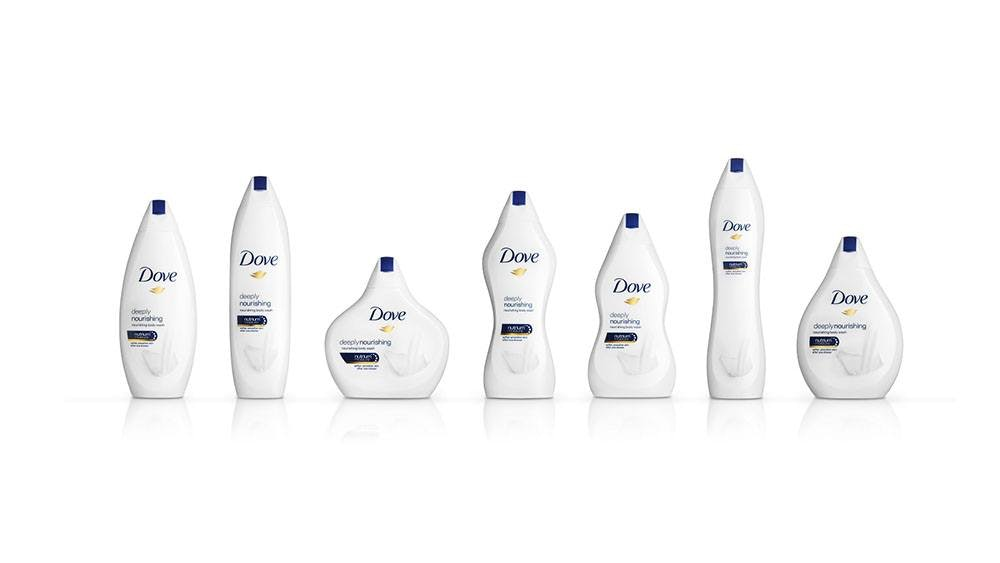 dove shampoo products